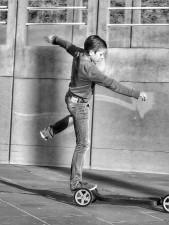 Hang Ten Ballerina