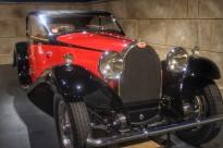 BUGATTITYPE 50T COACH PROFILÉE 1932