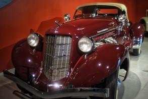 AUBURN MODEL 852 SPEEDSTER 1936