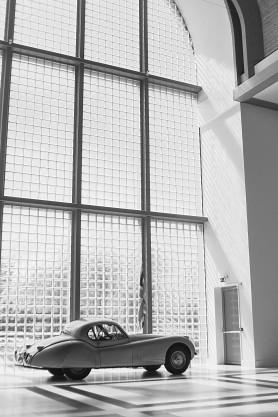 Jaguar 3,4 liter zescilinder