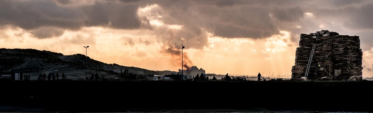 Scheveningen's Bonfire