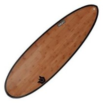 mini Malibu surfboard